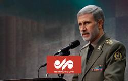 ایرانی وزیر دفاع کا اسرائیل کو انتباہ
