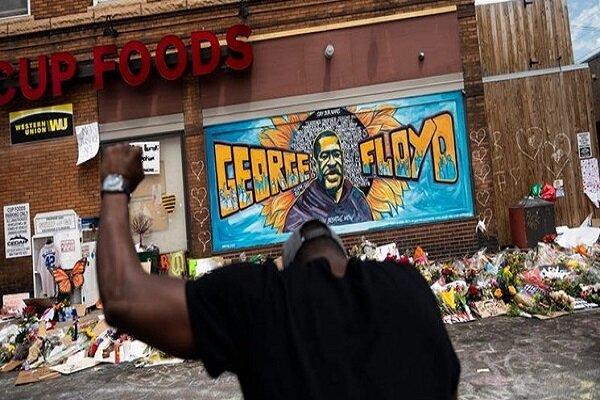 1 killed in shooting at Floyd memorial site in Minneapolis
