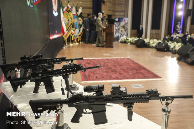 Iranian defense ministry to manufacture new weapons