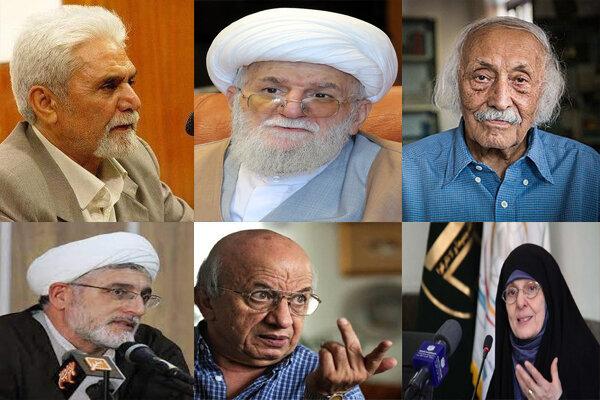 سال ۱۳۹۹ و اندیشمندان ایرانی که از دنیا رفتند