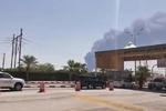 وقوع انفجار در شهر «ظهران» عربستان