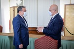Uzbekistan one of Iran's important trade partners: Araghchi