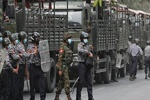 میانمار میں مظاہروں میں شریک 19 افراد کو سزائے موت سنادی گئی