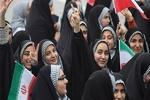 المرأة الإيرانيّة اليوم هي نتاج الثورة الإسلاميّة وفكر الإمام الخميني