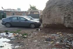 پروژه شهید انصاری زخمی بر پیکره شهر قزوین