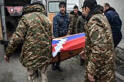 Ermeni güçleri Karabağ'da ceset arama çalışmalarını durdurdu