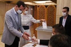 Beşar Esad, Suriye devlet başkanlığına aday oldu