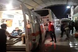 ۱۳ نفر در حوادث ترافیکی شب گذشته در اصفهان مصدوم شدند