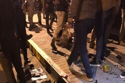 Bağdat'ta patlama: 8 yaralı