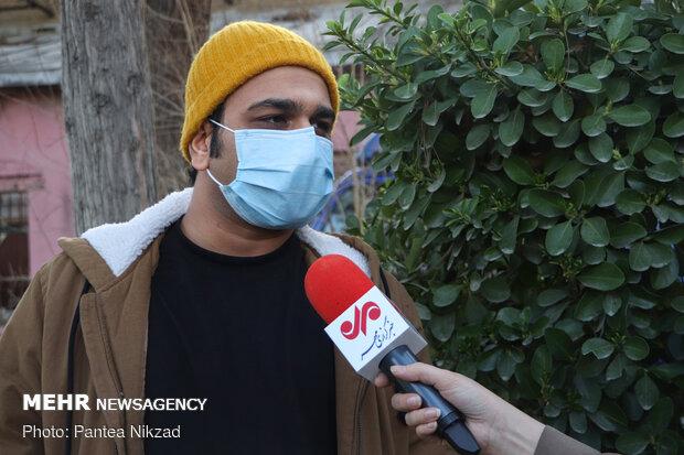 جواد خواجوی؛از فضای مجازی تا«نوروز رنگی»/کسی خط قرمز برایم نگذاشت