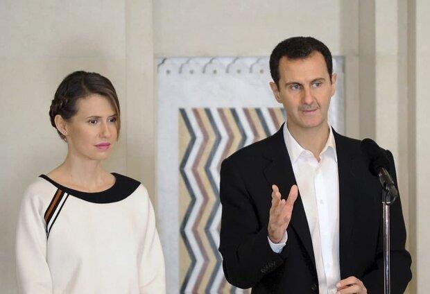 Çin'den Esad ve eşine geçmiş olsun mesajı