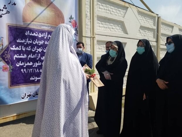 آزادسازی ۱۱۰ زندانی جرائم غیر عمد توسط جهادیها