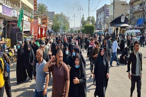 A terrorist attack on pilgrims of Imam Musa al-Kadhim failed