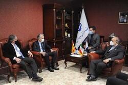 ايران توكد على استعدادها للتعاون مع إسبانيا في مجال الرياضة
