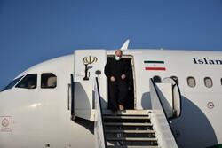 سفر رئیس مجلس شورای اسلامی به کردستان