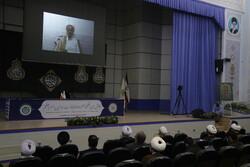 Opening ceremony of Hazrat Abu Talib intl. conference