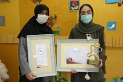 سازندگان شیرازی عروسکهای برگزیده تقدیر شدند