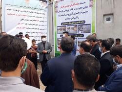 بازدید رئیس سازمان مدیریت بحران کشور از مناطق سیل زده ایلام