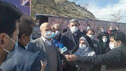مراسم کاشت نهال در هفته منابع طبیعی برگزار شد