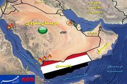 عملیات استراتژیک یمنیها علیه «شاهرگ اقتصادی» سعودی + نقشه میدانی