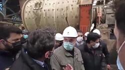 خام فروشی از اشکالات حوزه معدن/ دولت در محل استقرار معادن هزینه کند