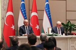 امضای تفاهمنامه تجاری میان ترکیه و ازبکستان