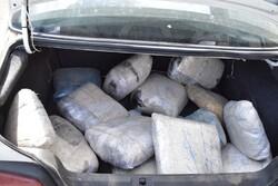 کشفیات مواد مخدر در استان بوشهر ۲۲۹ درصد افزایش یافت
