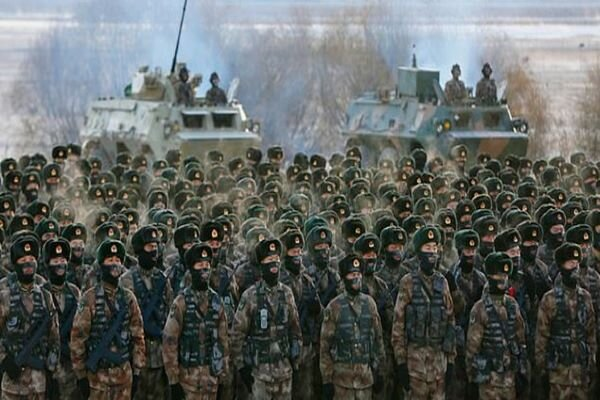 China top cmdr. calls for military readiness for war with US