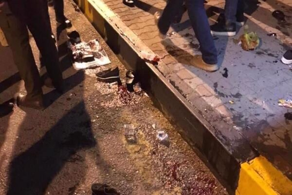 1 killed, many injured in Baghdad terrorist attack: report