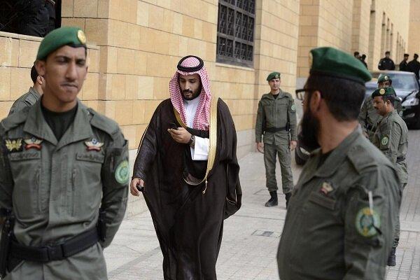 انتشار ماهیت کامل کارمندان سازمان اطلاعات عربستان