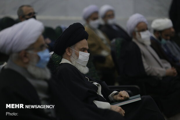 Opening ceremony of 'Hazrat Abu Talib Intl. conf.'