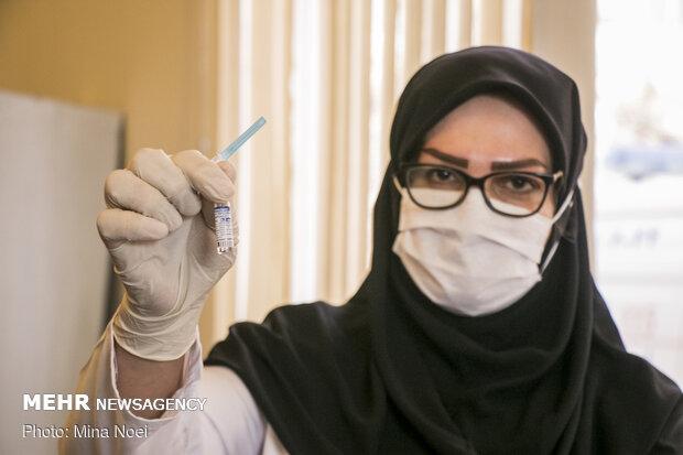 آغاز واکسیناسیون کووید۱۹ معلولین و مددجویان مقیم مراکز Vaccination for the elderly in Tabriz