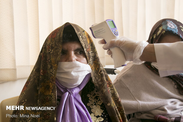 Vaccination for the elderly in Tabriz