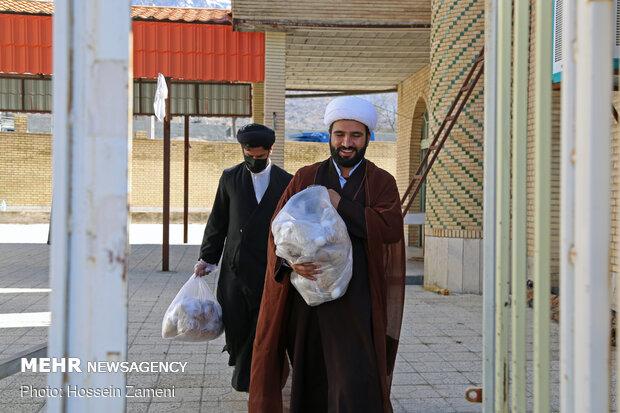 استقرار ۴۵۰ امام روستا توسط قرارگاه پیشرفت سپاه در سراسر کشور