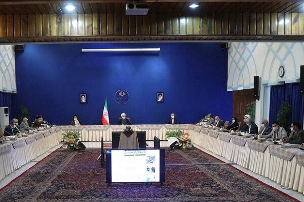 Iranian nation pursues path of development despite hardships