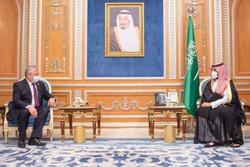 ولیعهد عربستان با فرستاده ویژه روسیه در امور سوریه گفتگو کرد