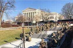 رئیس پنتاگون در مورد تمدید حضور گارد ملی در کنگره تصمیم میگیرد