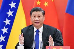 رئیس جمهور چین/ شی جینپینگ