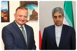 Iran, Goergia discuss consular ties