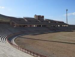 فاز نخست ورزشگاه شش هزارنفری میناب تا پایان تیرماه افتتاح می شود