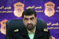 نشست خبری رئیس پلیس آگاهی تهران