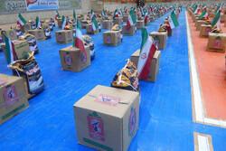 ۵۰۰ بسته معیشتی بین محرومان شهر مجلسی توسط فولاد مبارکه توزیع شد