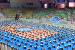 توزیع ۱۸۰ هزار بسته معیشتی در لرستان/ ۶۵۰ سری جهیزیه اهدا شد