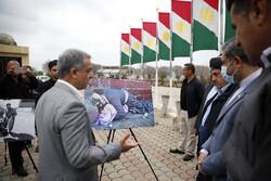 نمایشگاه عکاسان ایرانی در موزه جنگ حلبچه