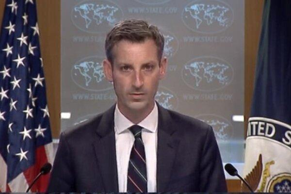 US spox reacts to presence of Iranian naval fleet in Atlantic