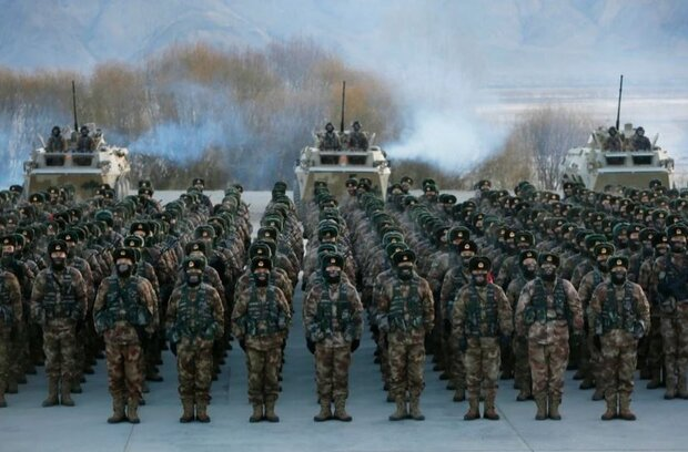 'Be prepared to respond', Chinese Pres. tells military