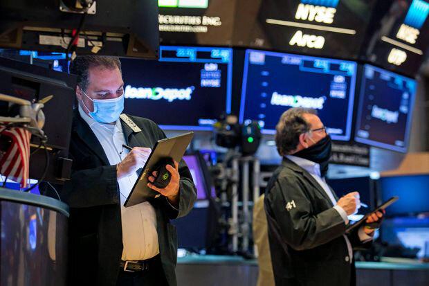 بازار سهام آمریکا از سقوط بازگشت