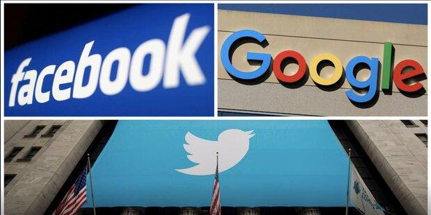 روسیه از ۵ شبکه اجتماعی شکایت کرد/ تهدید فیس بوک با جریمه میلیونی