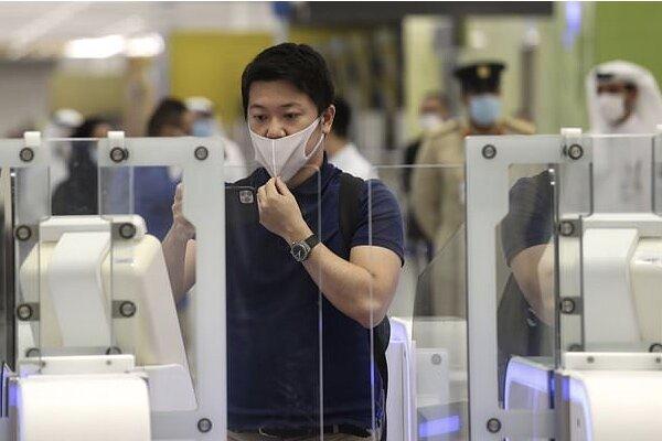 فرودگاه دبی هویت افراد را با اسکنر عنبیه تایید می کند