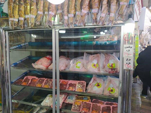 کمبود مرغ در بازار قزوین